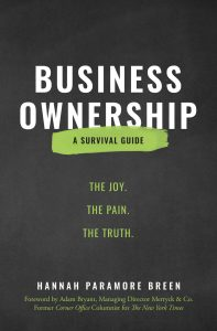 Business Ownership Book