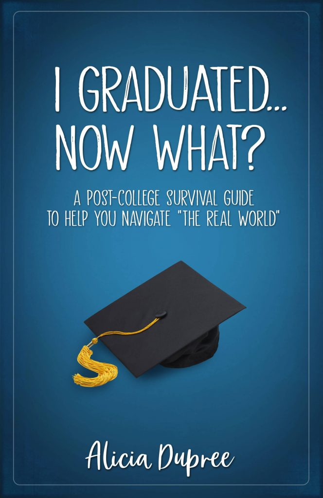 I Graduated...Now What? Book Cover