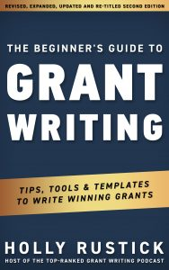 The Beginner's Guide to Grant Writing